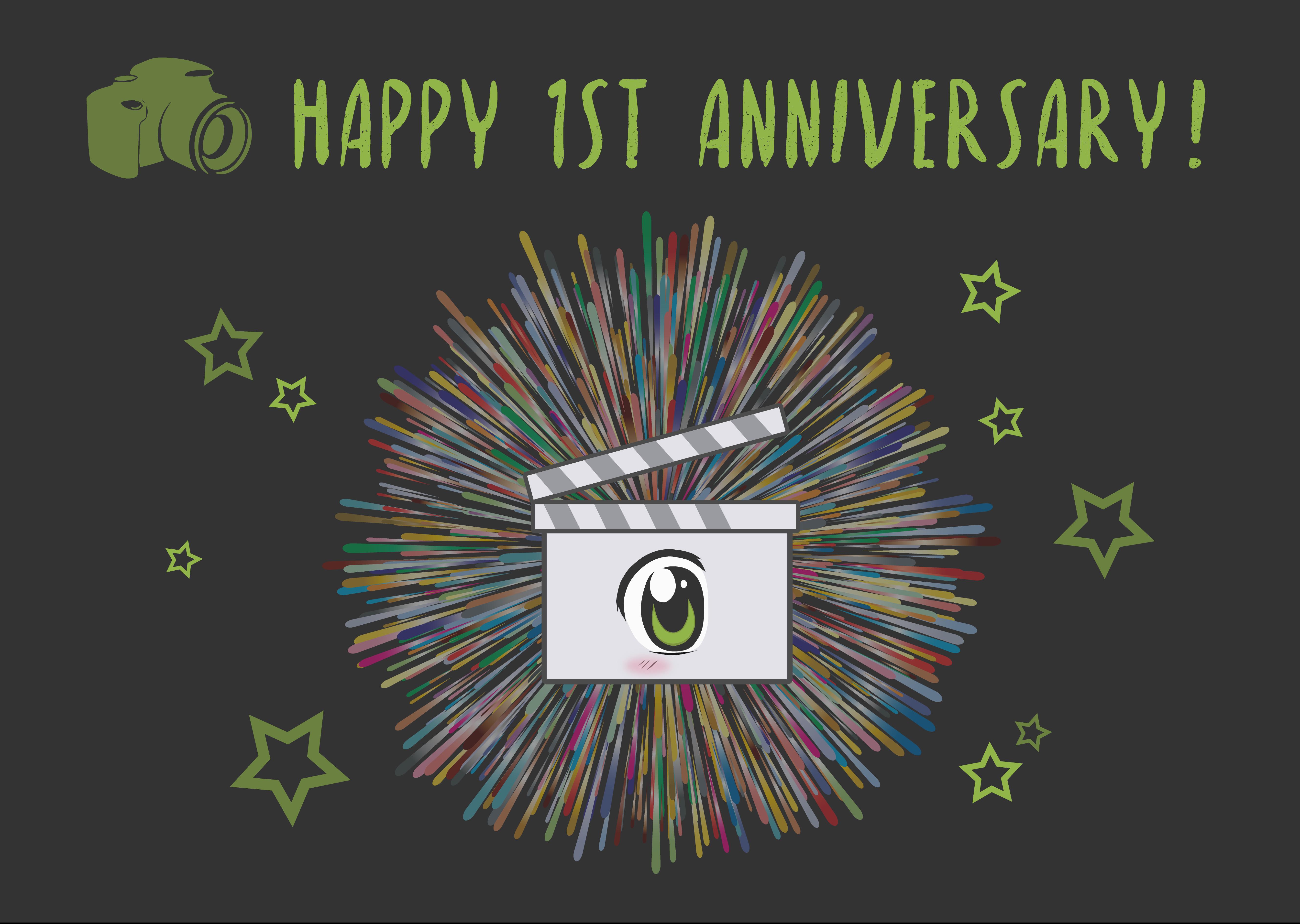 Happy st anniversary babe youtube